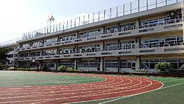 大田区立田園調布小学校(1100m)