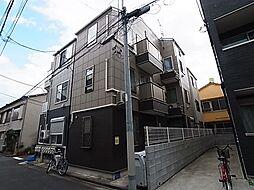 東京都足立区千住龍田町の賃貸アパートの外観