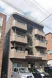 北海道札幌市豊平区中の島二条5丁目の賃貸マンションの外観