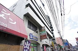 福岡県北九州市小倉北区砂津2の賃貸マンションの外観