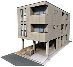 (仮称)阿倍野区播磨町へーベルメゾン[2階]の外観