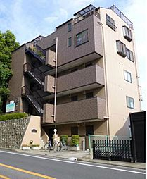 神奈川県横浜市保土ケ谷区峰岡町3丁目の賃貸マンションの外観