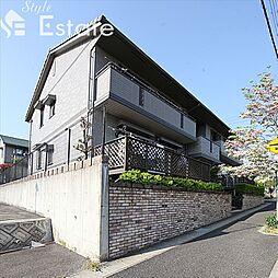 愛知県名古屋市緑区東神の倉3丁目の賃貸アパートの外観