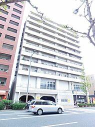 福岡県北九州市小倉北区古船場町の賃貸マンションの外観