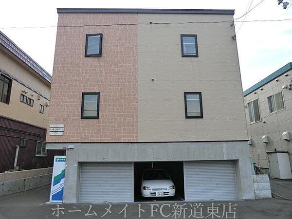 ジラ・ソーレII 1階の賃貸【北海道 / 札幌市東区】