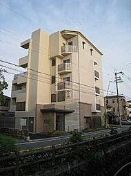 大阪府東大阪市菱屋西3丁目の賃貸マンションの外観