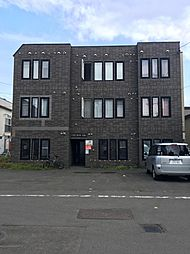 フォレスト南10条[2階]の外観