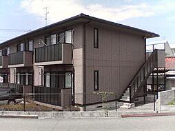 静岡県沼津市玉江町の賃貸アパートの外観