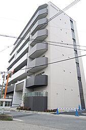 東京都足立区椿1丁目の賃貸マンションの外観