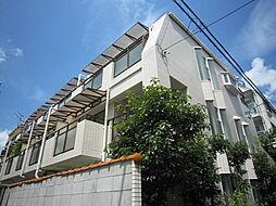 阪急神戸線 岡本駅 3階建[303号室]の外観
