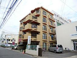 三重県四日市市西浦1丁目の賃貸マンションの外観