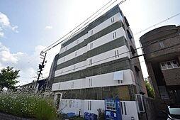 シャルム大堀[1階]の外観
