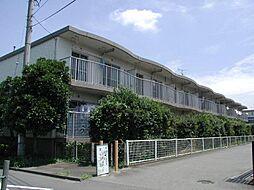 東京都調布市下石原2丁目の賃貸マンションの外観