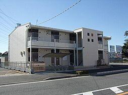 埼玉県さいたま市岩槻区南平野2丁目の賃貸アパートの外観