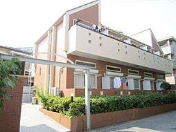 千葉県市川市新井1丁目の賃貸アパートの外観