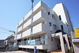 兵庫県明石市大久保町江井島の賃貸マンションの外観