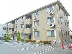 広島県福山市曙町6丁目の賃貸アパートの外観