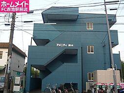 愛知県名古屋市天白区大坪2丁目の賃貸マンションの外観
