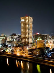 THOMAS TOWER[11階]の外観
