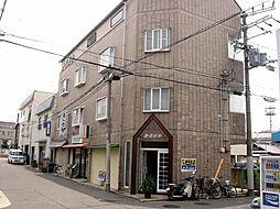 大阪府堺市西区浜寺元町5丁の賃貸マンションの外観