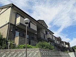 兵庫県神戸市須磨区車字梨川の賃貸アパートの外観