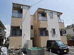 福岡県福岡市博多区東那珂2丁目の賃貸アパートの外観