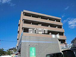 アルファ台原[1階]の外観