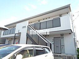愛知県名古屋市千種区赤坂町2丁目の賃貸アパートの外観