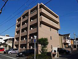 大阪府岸和田市藤井町1丁目の賃貸マンションの外観