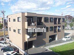 ヤナゼハイツ[2階]の外観