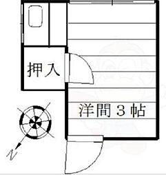 下落合駅 2.5万円