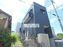 BW flat[2階]の外観