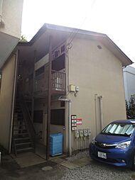 古田荘[201号室]の外観