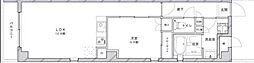 大希青山ビル[2階]の間取り