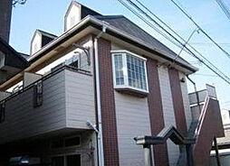 神奈川県大和市柳橋5の賃貸アパートの外観