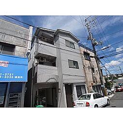 奈良県奈良市帝塚山2丁目の賃貸マンションの外観