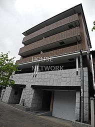 プレサンス京都神宮道[407号室号室]の外観