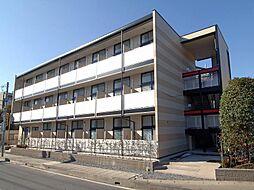 埼玉県さいたま市見沼区南中野の賃貸マンションの外観