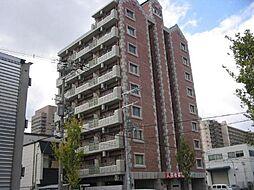 大阪府東大阪市横枕西の賃貸マンションの外観
