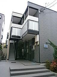 レオパレスフォレスト[2階]の外観