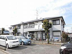 東京都昭島市中神町1丁目の賃貸マンションの外観