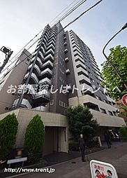 東京都中央区八丁堀4丁目の賃貸マンションの外観