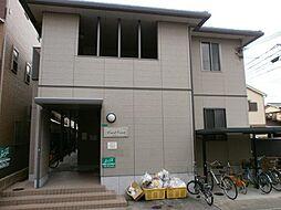 大阪府大阪市平野区喜連2丁目の賃貸アパートの外観
