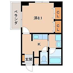 Ritz Carlton[5階]の間取り