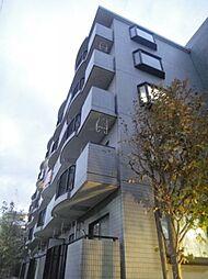 神奈川県川崎市中原区下小田中6丁目の賃貸マンションの外観