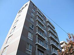 東京都国立市北1丁目の賃貸マンションの外観