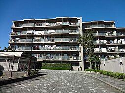 薬円台公園ガーデンハウス[4階]の外観