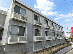 近鉄長野線 古市駅 徒歩22分の賃貸アパート