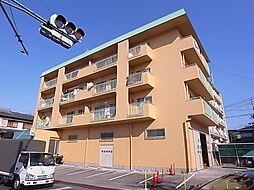 津田コーポ[2階]の外観