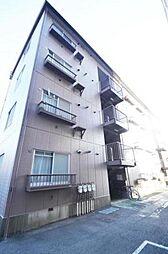 東京都狛江市岩戸南2丁目の賃貸マンションの外観
